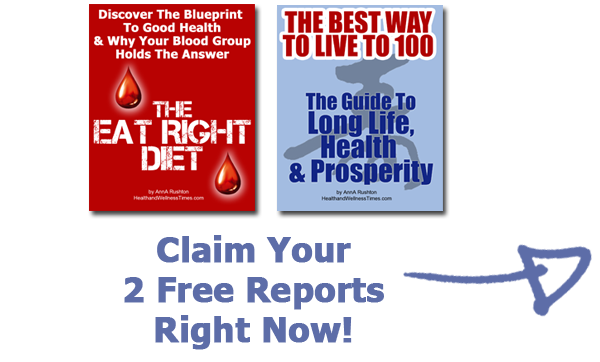 Free health reports the health and wellness times discover the blueprint to good health why your blood group holds the answer the eat right diet by anna rushton there are literally thousands of diets malvernweather Choice Image