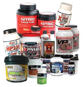 Many different supplements are on the market nowdays